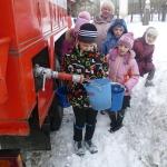 Новогоднюю фантазию проявили участники конкурса снежных фигур