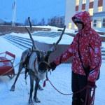 В Карпинске сильный мороз. Есть пострадавшие от него