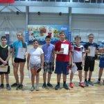 Карпинские теннисисты провели Рождественский турнир