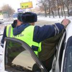 В Карпинске сотрудники ГИБДД нашли угонщика автомобиля