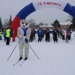 В Карпинске «Лыжня России» пройдет на стадионе ДЮСШ. Регламент забегов