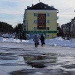 В Карпинске обещают плюсовую температуру