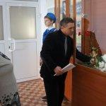 Сестре воина-интернационалиста Николая Рачева вручили орден
