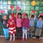 Воспитанники детского сада отпраздновали День влюбленных