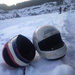 В Карпинске прошли автогонки на льду
