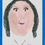 Карпинские мамы - самые красивые! ФОТО конкурсных рисунков