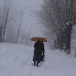 В Карпинске бушевал сильный ветер