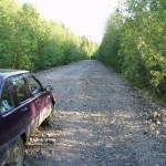 В Карпинском округе продолжится обновление дороги в Кытлым - за 400 млн рублей