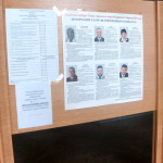 На всех участках есть информационные стенды со сведениями о кандидатах.