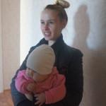 Молодая мама двух детей ждала квартиру более пяти лет