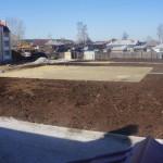 По словам Сергея Бидонько, летом эта площадка облагородится. На ней появится детская площадка