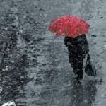 Карпинску обещают дождливую погоду