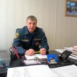 В пожарной части Карпинска: