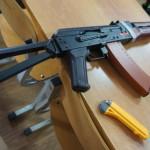 """Лазерная винтовка - отличное оружие для безопасной """"стрельбы"""" в помещении"""