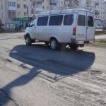 В Карпинске начался ямочный ремонт