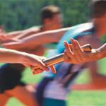 Где побегут карпинские участники легкоатлетической эстафеты.