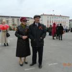 Карпинск отметил юбилейную дату Победы. Как это было. ВИДЕО