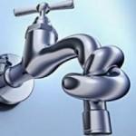 Карпинск второй день остается без воды из-за аварии на водопроводе
