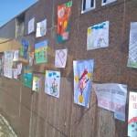 Палитра здоровья наполнена детскими рисунками