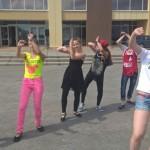 Танцы вместе с молодежной думой