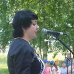 Анна Припорова провела митинг на одном дыхании