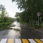 В Карпинске погода продолжает капризничать. В выходные дождь не прогнозируется
