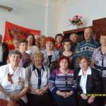 Памятные медали общества «Дети войны» получили 352 карпинца