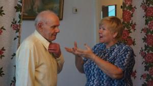 Маргарита Мухопад хвалит юбиляра за жизнелюбие