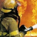 В Сосновке горел муниципальный жилой дом