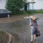 В Карпинске потеплеет к выходным, но дожди не прекратятся, обещают синоптики