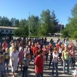 Карпинцев приглашают поучаствовать во флэшмобе к Дню города
