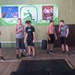 Команда из Серова готовится к выступлению