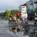 День города: в забегах пап с колясками и невест могут участвовать и иногородние