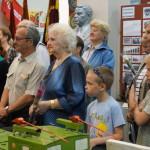 В музее Карпинска открылась экспозиция к Дню города