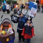 В Карпинске наградили победителей парада колясок и велосипедов. ВИДЕО