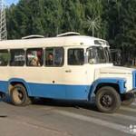 В Североуральске пьяный гражданин угнал автобус