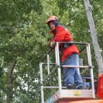 В Карпинске - очередное отключение электроэнергии и горячей воды