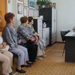 Представители карпинской общественности побывали в больнице Краснотурьинска