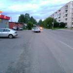 В Карпинске ребенок выскочил под колеса автомобиля