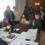 В Карпинске жены строителей заявили о голодовке. «Разобьем палатки в кабинете директора!»