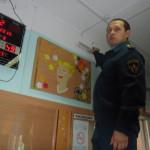 Пожарные: школы Карпинска к новому учебному году готовы