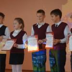 Грамоты за успехи в учебе вручили 1 сентября