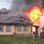 В Карпинске обстановка с пожарами стабильная