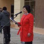 Ведущая акции Анна Припорова рассказала о последствиях трагедии в Беслане