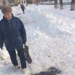 В Карпинске прибирать тротуары будет МУП «Ресурс»