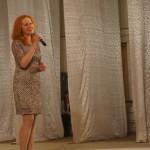 Марина Солодянкина открыла праздничный концерт