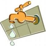 В большом районе Карпинска в понедельник отключат воду
