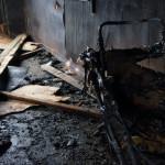 В Карпинске два трупа обнаружены после тушения пожара