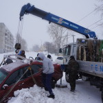 В Карпинске сотрудники ГИБДД проводят рейды «Стоп-контроль»