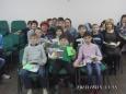 Сотрудники колонии Краснотурьинска навестили детский дом в Карпинске
